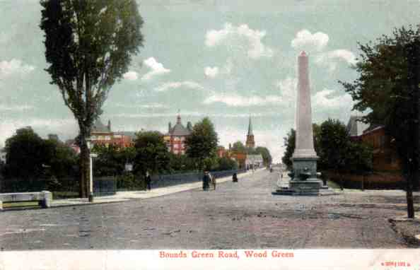 Bounds Green
