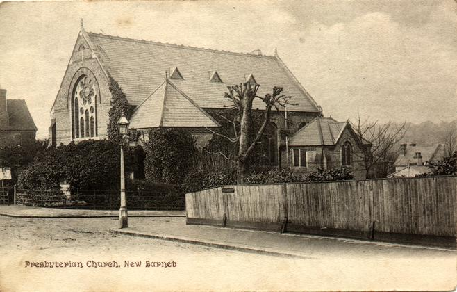 Presbyterian Church, New Barnet