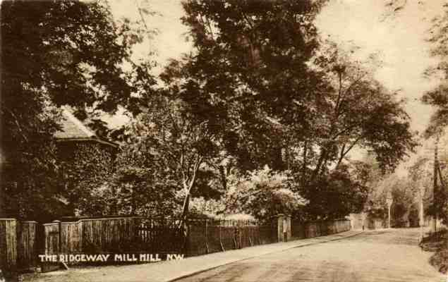 The Ridgeway, Mill Hill